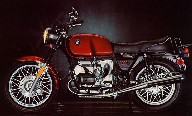 Chris Bynum S Motorcycles 1978 Bmw R100 7