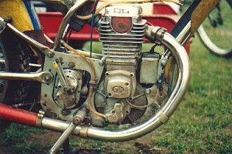 GM Speedway Bikes of Italy