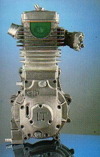 Gm on Four Cylinder Motorcycle