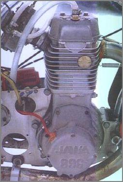 Jawa 898 Speedway Bikes