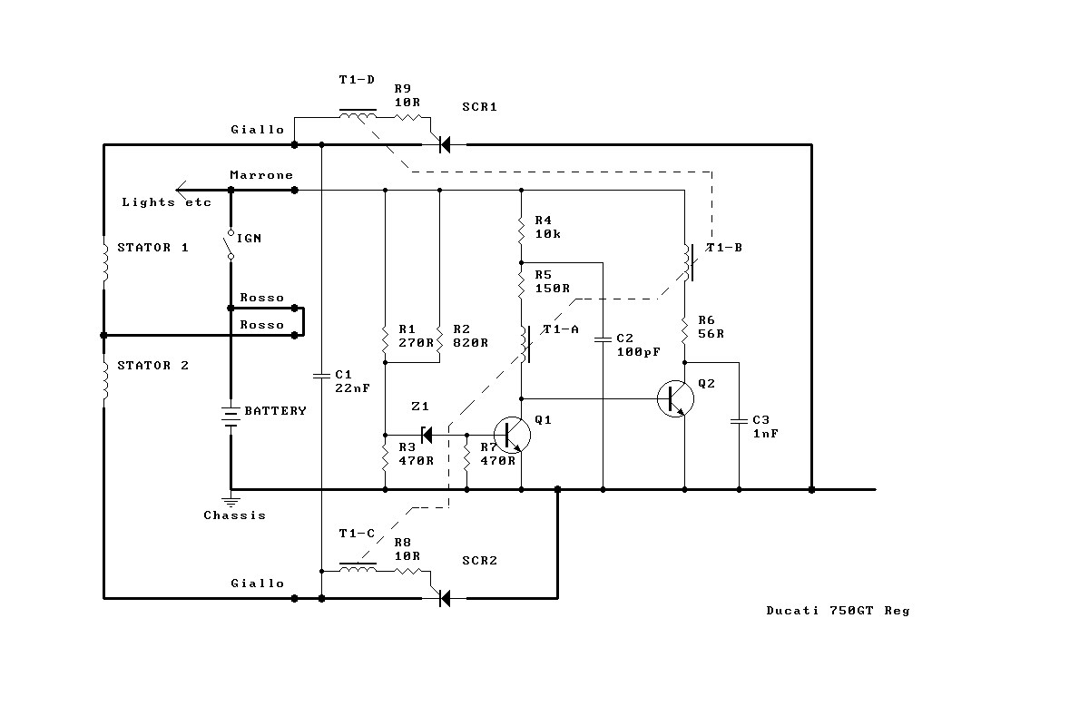 Regulator Schematic