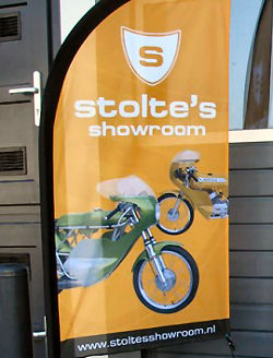 Stoltes-Showroom