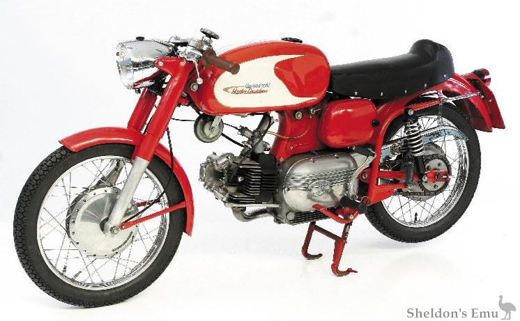 Harley Davidson: Aermacchi Serial Numbers 1960s-1980s