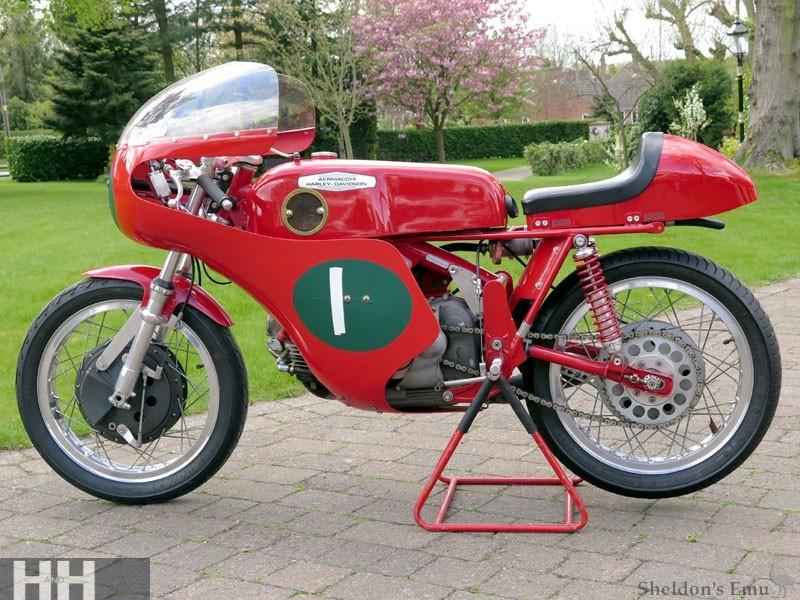 aermacchi models 1950s 1970s rh cybermotorcycle com Aermacchi Racing Motorcycles Aermacchi Harley-Davidson M50