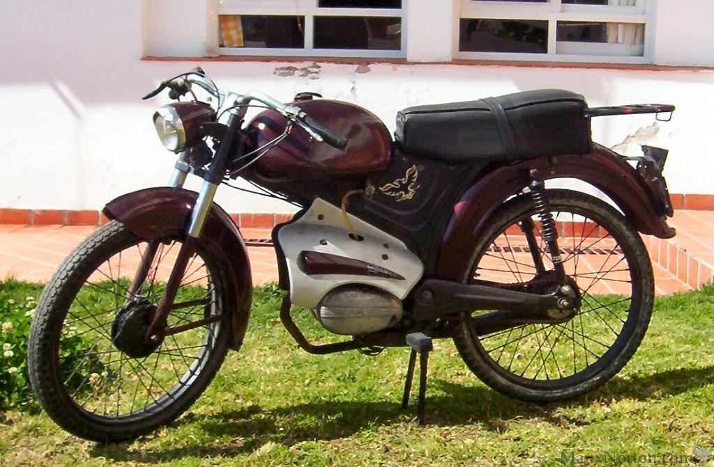 manual legnano 48cc moped