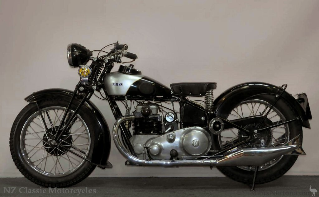 Ariel 1931 Model 4F 500cc Square Four