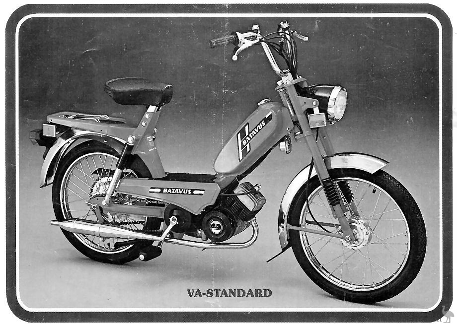 Batavus Va Mopeds