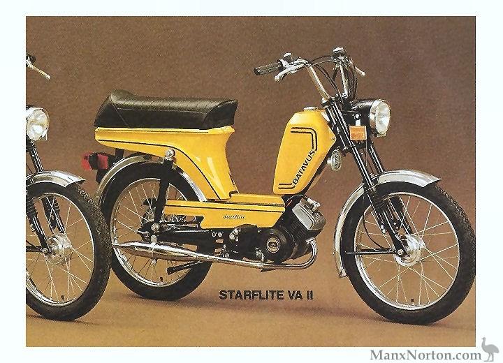 Batavus 1978 Starflite VAII  Batavus
