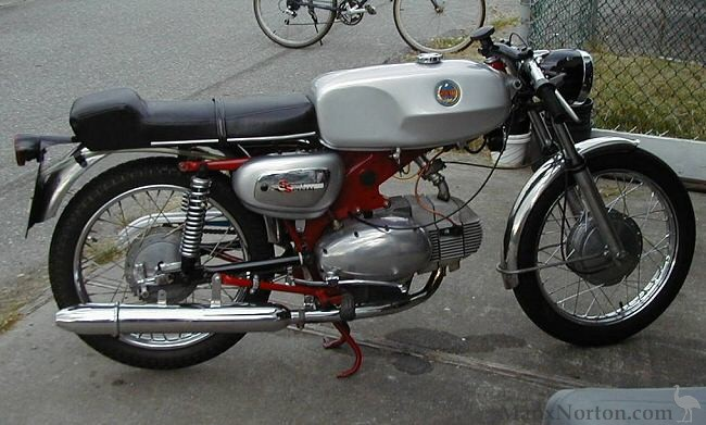 Benelli Sport Special 1970