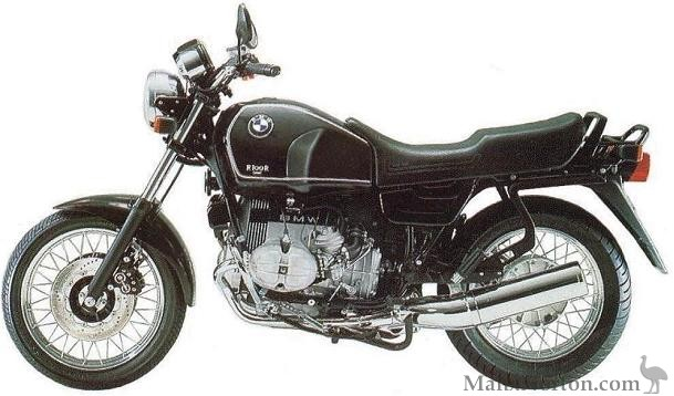bmw r100r classic 1995. Black Bedroom Furniture Sets. Home Design Ideas