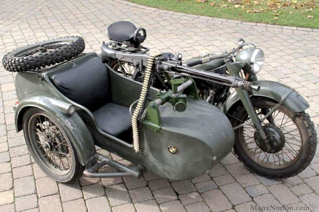 Bmw Motorcycle Specifications 1920 1969