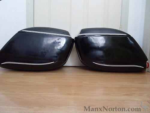 Bmw Wixom Pannier Bags