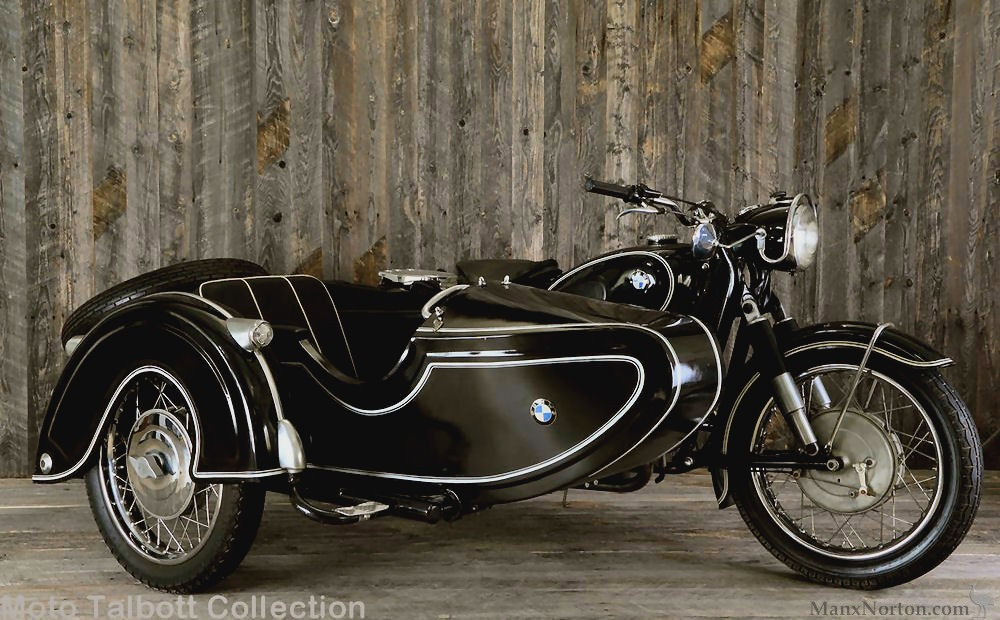 bmw r 60 2 1960 combination. Black Bedroom Furniture Sets. Home Design Ideas