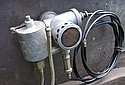 Wex Carburettor on Brough Superior