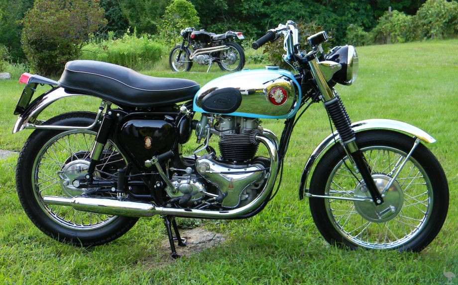 BSA 1959 Super Rocket A10 650cc Twin