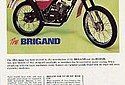 BSA Brigand Sales Brochure 50cc