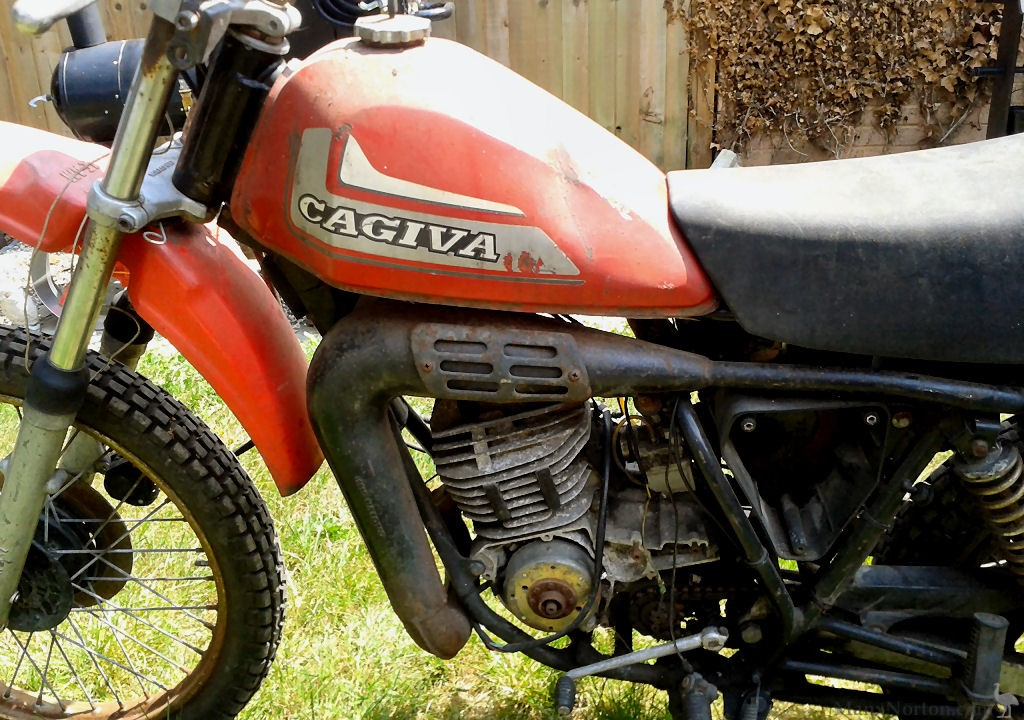 Cagiva Motorcycles