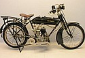 Campion 1918 Motorcycle