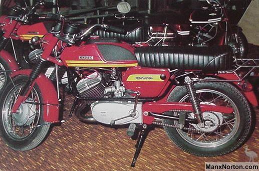 casal 125 k270 1975