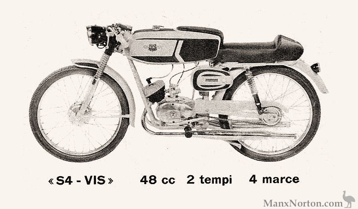 cimatti 1966 s4 48cc