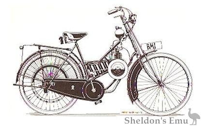 Rarer Dutch Motorcycles