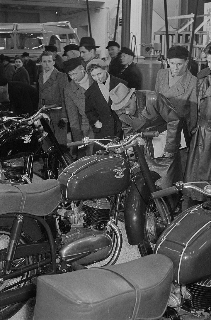 Pannonia Motorcycles
