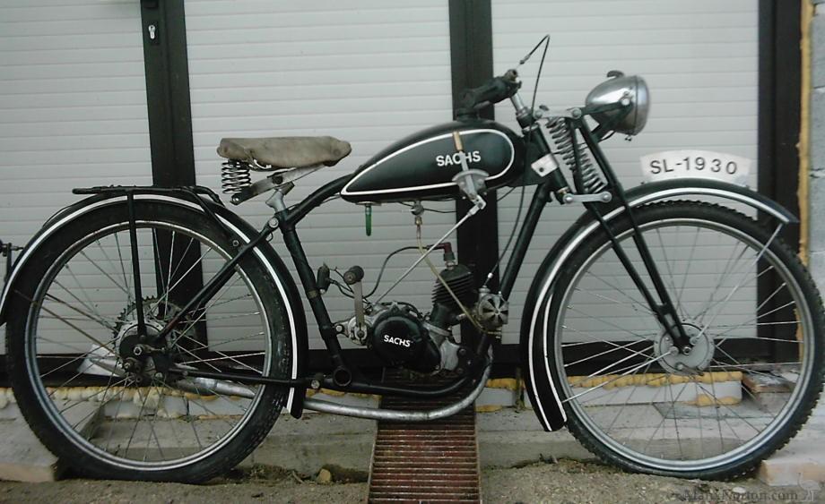 Diamant 98cc Sachs c.1930