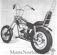 Fantic Chopper 50cc 1974