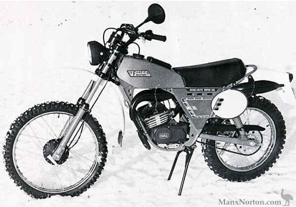Fantic Caballero 1984 50cc
