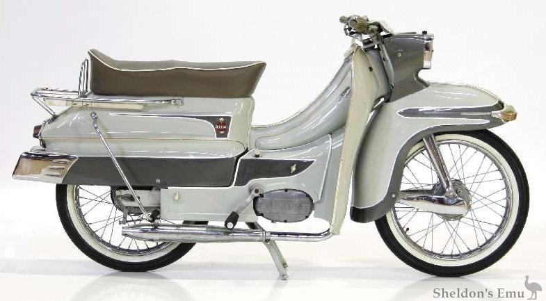 Consul recherché Flandria-1965-Consul-49cc-1