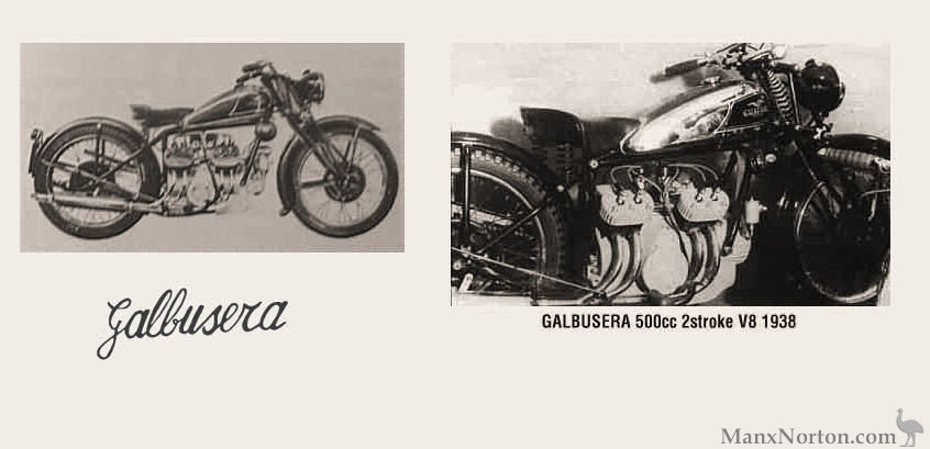 Galbusera motorcycles galbusera v8 supercharged two stroke fandeluxe Image collections