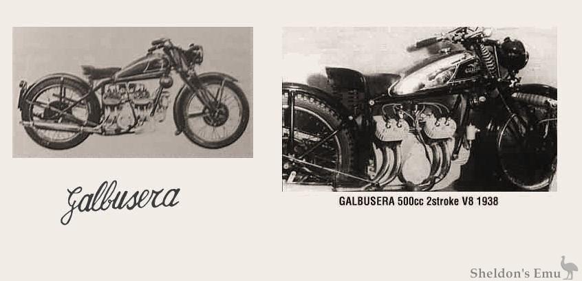 Galbusera Motorcycles
