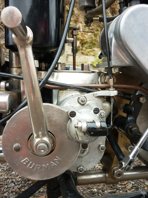 gear box of motorcycle grindlay peerless 1929 burman    gearbox     grindlay peerless 1929 burman    gearbox