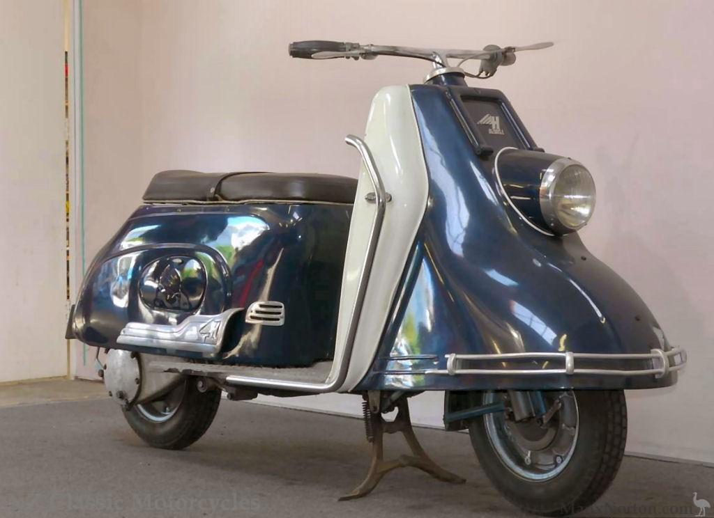 heinkel tourist 1957 175cc 103 ao. Black Bedroom Furniture Sets. Home Design Ideas