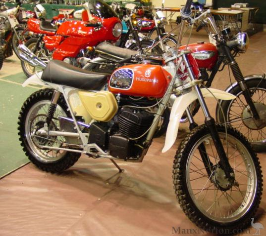 Husqvarna Wr250 1974