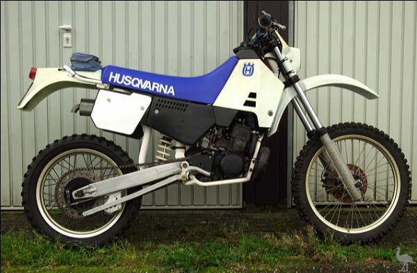Husqvarna Wr250 1988