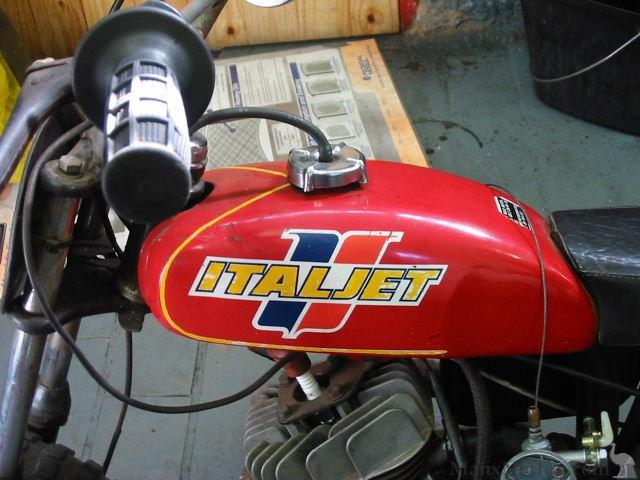 Italjet Motorcycles