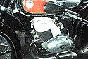 Lion Rapide with JLO 250cc engine, 1953