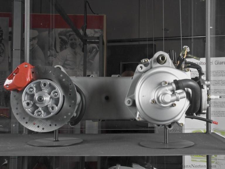 Minarelli Ma50 Scooter Engine