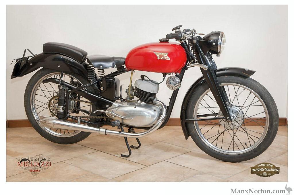 Moto Morini Turismo Cc Cmig