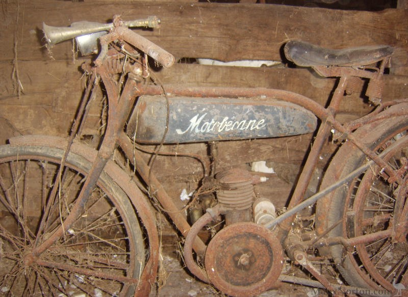 Motobecane Messages Posted Before 2012
