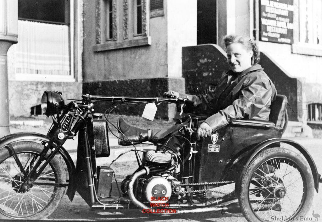 Invalid Carriage Germany Circa Wwii Jlo Engine