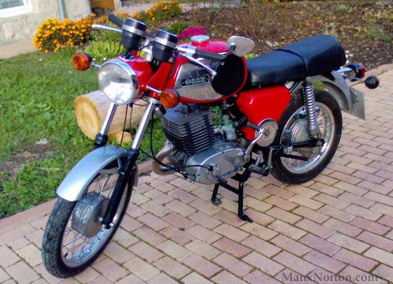 Mz Ts 250 1