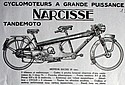Narcisse Period Advert