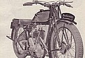 New Imperial 1929 - The Motor Cycle
