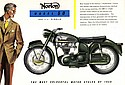 Norton 1959 Model 50 350cc