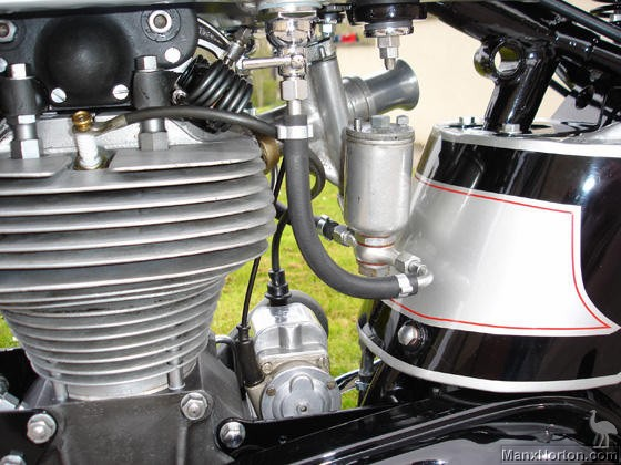 Norton Manx and International 500cc For Sale