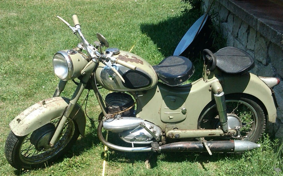 puch 1956 175sv