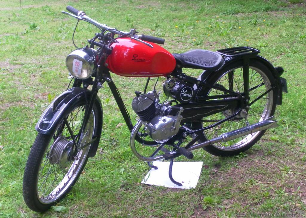 Puma Series 2 98cc ca 1957