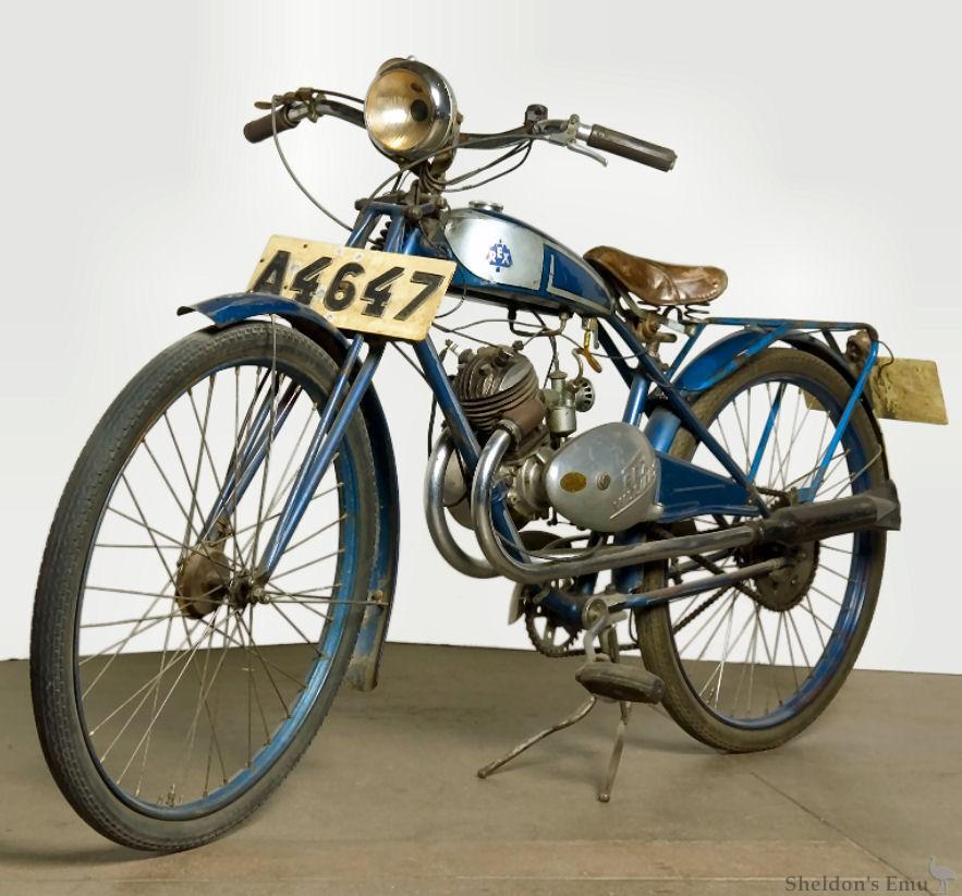 sport Midget motor